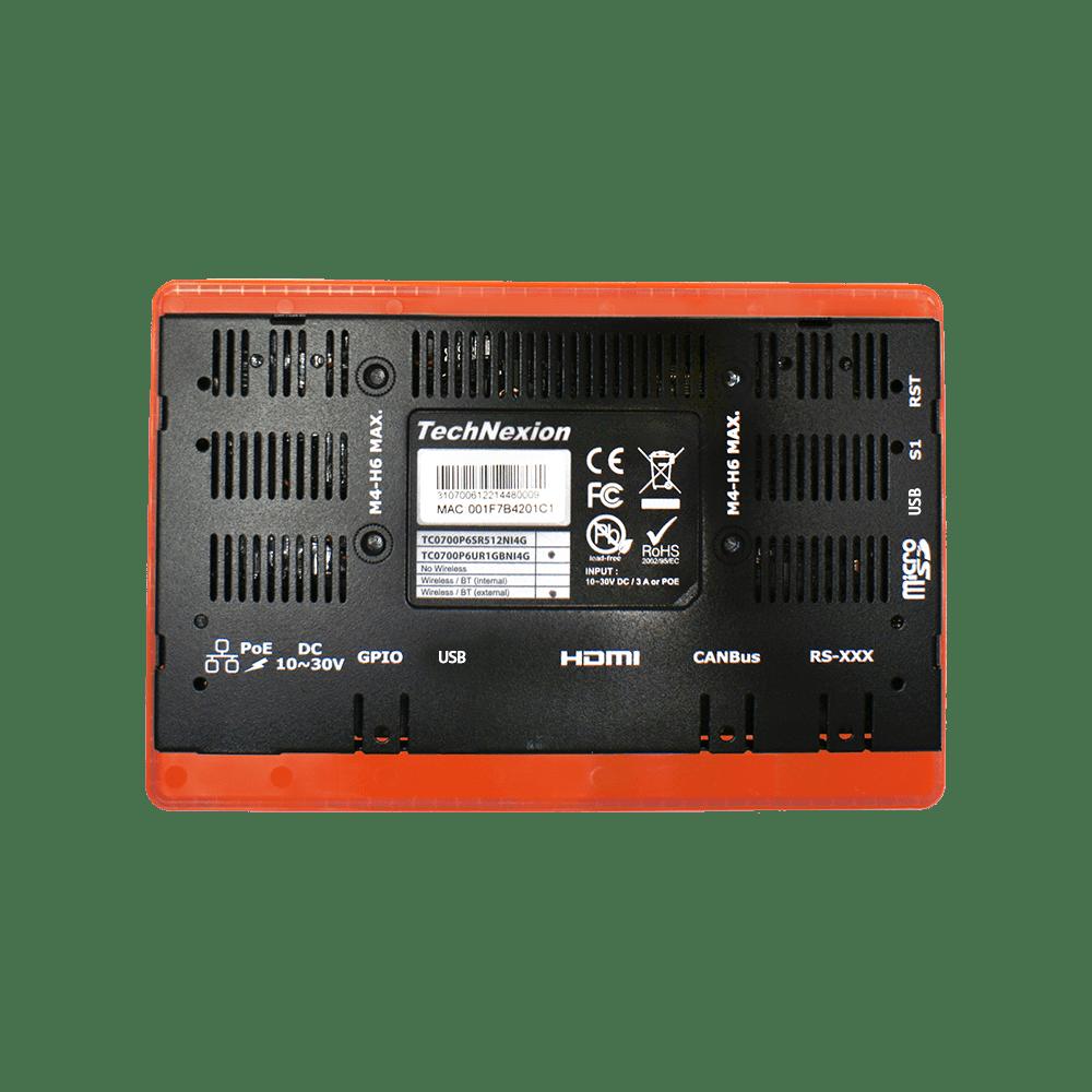 TC-0700-ORANGE BACK
